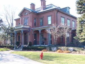 COMMANDER'S MANSION in Watertown